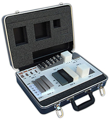 ASTM F792 Step Wedge X-Ray Test Object Case